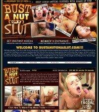 Bust A Nut On A Slut