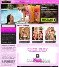 Club Pink Velvet