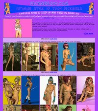 Dick Girls 3D