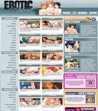 Erotic Anime