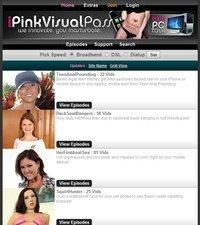 I Pink Visual Pass