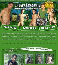 Jungle Boys Nude