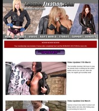 Leather Fixation