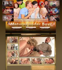 Matures Under Boys