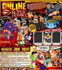 Online Super Heros