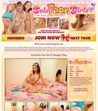 Solo Teen Girls