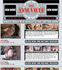 The Anal Vault