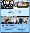 Jeans Get Wet Members Area