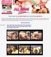 All BBW Porn Members Area