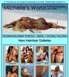 Michelles World Members Area