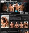 Muscle Hunks Members Area