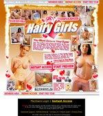 All Hairy Girls