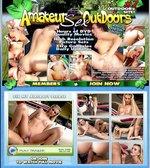Amateur Sex Outdoors