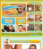 Bareback in Brazil