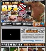 Barebacked BFs