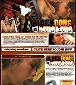 Black Dong In Hong Kong