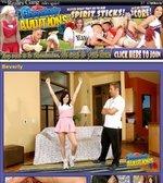 Cheerleader Auditions