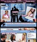 Couples Seduce Babes