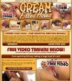 Cream Filled Holes