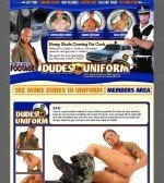 Dudes In Uniform
