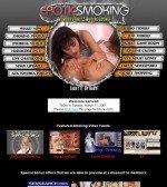 Erotic Smoking