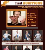First Auditions