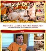 Gay Jerkoff Auditions