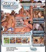Gay XXX Orgy