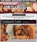 Hungarian Butt Sluts