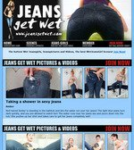 Jeans Get Wet