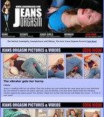 Jeans Orgasm