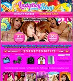 Ladyboy Candy Shop