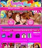 Ladyboy Candy Shop
