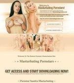 Masturbating Pornstars