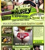 Public Nudity Exposed
