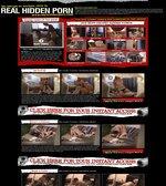 Real Hidden Porn