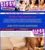 Titty Fuck Auditions